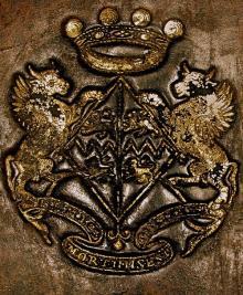 Cromwell, Elizabeth, Baroness Cromwell (1674 - 1709) (Stamp 2)