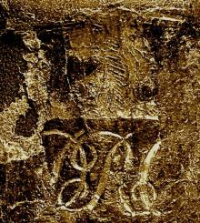 Currer, Danson Richardson Roundell (1784 - 1873) (Stamp 1)