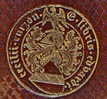 Curzon, Edward Cecil (1812 - 1885) (Stamp 1)