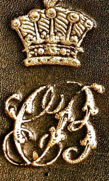 Cust, Caroline, Countess Brownlow (1794 - 1824) (Stamp 1)