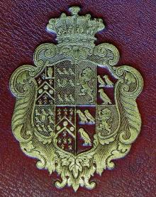 Cust, John, 1st Earl Brownlow  (1779 - 1853) (Stamp 1)
