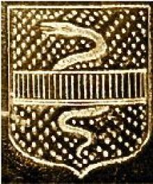 Cuthbert, Frederick John (1801 - 1850) (Stamp 1)