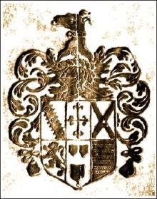 Cutts, John, Sir (Stamp 1)