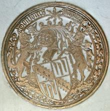 Dawson, Richard, 1st Earl of Dartrey (1817 - 1897) (Stamp 1)
