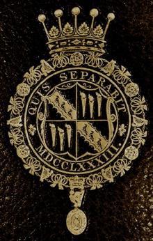 Dawson, Richard, 1st Earl of Dartrey (1817 - 1897) (Stamp 2)