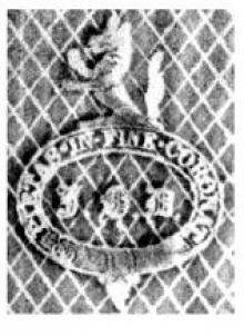 Dent, John Henry (1794-1866)  (Stamp 1)