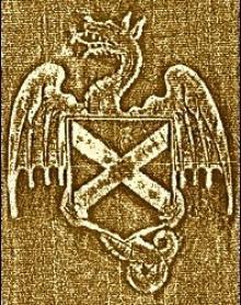 Dering, Edward, Sir, 1st Baronet, of Surrenden Dering (1598 - 1644) (Stamp 2)