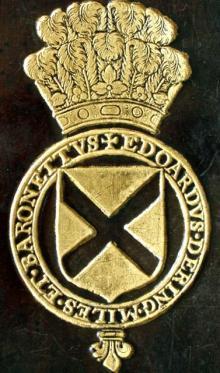 Dering, Edward, Sir, 1st Baronet, of Surrenden Dering (1598 - 1644) (Stamp 4)