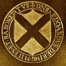 Dering, Edward, Sir, 1st Baronet, of Surrenden Dering (1598 - 1644) (Stamp 5)