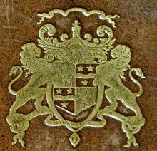 Dick-Lauder, Thomas, Sir, 7th Baronet (1784 - 1848) (Stamp 1)