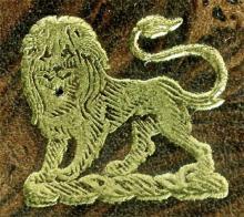 Disney, John (1746 - 1816) (Stamp 1)