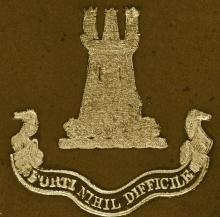 Disraeli, Coningsby Ralph (1867 - 1936) (Stamp 1)