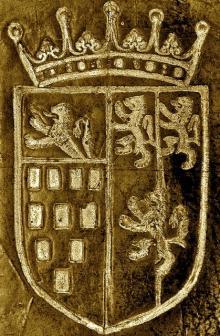 Dormer, Robert, 1st Earl of Carnarvon (1610 - 1643) (Stamp 1)