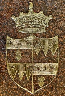 Douglas, George, 16th Earl of Morton (1761 - 1827) (Stamp 1)