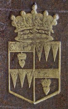 Douglas, George, 16th Earl of Morton (1761 - 1827) (Stamp 2)