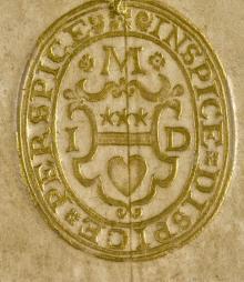 Douglas, James (Stamp 3)
