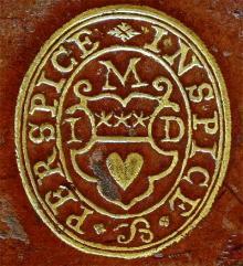 Douglas, James (Stamp 5)