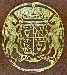Douglas, William, 1st Duke of Queensberry (1637 - 1695) (Stamp 1)
