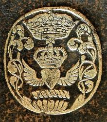 Douglas, William, 1st Duke of Queensberry (1637 - 1695) (Stamp 3)