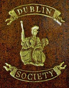 Dublin Society (Stamp 1)