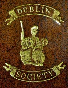 Dublin Society (Stamp 1)