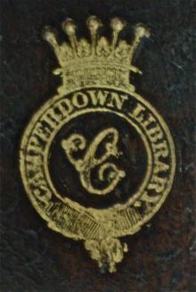 Duncan, Robert Dundas, 1st Earl of Camperdown  (1785 - 1859) (Stamp 1)
