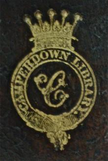 Duncan, Robert Dundas, 1st Earl of Camperdown  (1785 - 1859) (Stamp 1)
