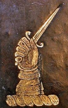 Dury, G. (Stamp 1)