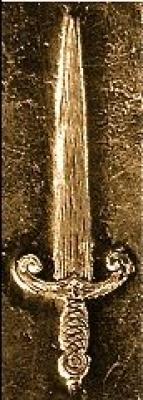 Dymoke, Edward, Sir (Stamp 1)
