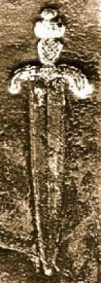 Dymoke, Edward, Sir (1557-1624)  (Stamp 2)