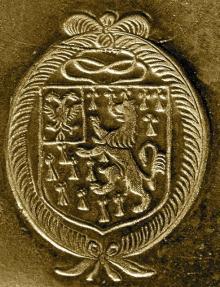 Edwards, Thomas (1555 - 1634) (Stamp 1)