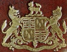 Egerton, Francis, 1st Earl of Ellesmere (1800 - 1857) (Stamp 1)