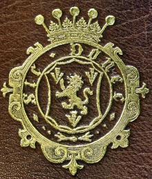 Egerton, Francis, 1st Earl of Ellesmere (1800 - 1857) (Stamp 2)