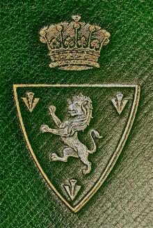 Egerton, Francis Charles Granville, 3rd Earl of Ellesmere (1847 - 1914) (Stamp 2)