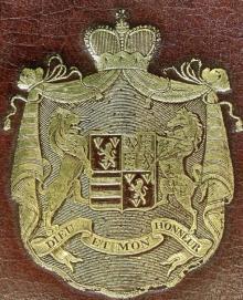 Egerton, Francis Henry, 8th Earl of Bridgewater (1756 - 1829) (Stamp 1)