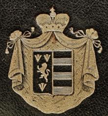 Egerton, Francis Henry, 8th Earl of Bridgewater (1756 - 1829) (Stamp 2)