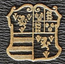Egerton, Francis Henry, 8th Earl of Bridgewater (1756 - 1829) (Stamp 3)