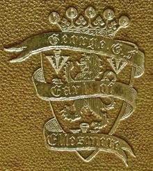 Egerton, George Granville Francis, 2nd Earl of Ellesmere  (1823 - 1862) (Stamp 1)