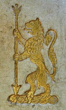 Egerton, Thomas, Viscount Brackley  (1540 - 1617) (Stamp 2)