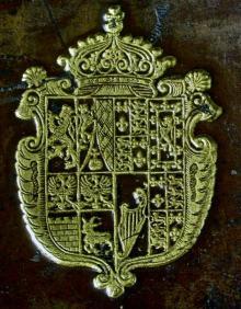 Elizabeth, Queen of Bohemia (1596 - 1662) (Stamp 1)