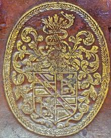 Elwes, Silvius (1576 - 1638) (Stamp 1)