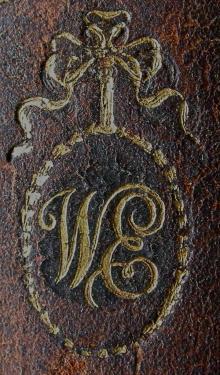 Erskine, William, Sir, 1st Baronet, of Torrie (1728 - 1795) (Stamp 1)