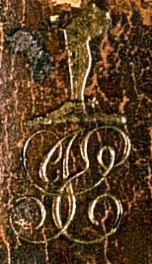 Eyre, John (1794 - 1856) (Stamp 1)