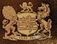 Fairfax, Albert Kirby, 12th Baron Fairfax of Cameron (1870 - 1939) (Stamp 1)