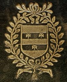Fell, John, Bishop of Oxford (1625 - 1686) (Stamp 1)