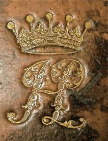 Fermor, Henrietta Louisa, Countess of Pomfret (Stamp 1)