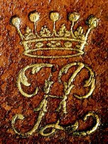 Fermor, Henrietta Louisa, Countess of Pomfret (Stamp 4)
