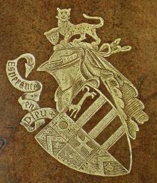 Ffytche, John Lewis (1816-1902)  (Stamp 1)