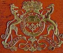 Fiennes-Pelham-Clinton, Henry Pelham, 4th Duke of Newcastle-under-Lyme (1785 - 1851) (Stamp 1)