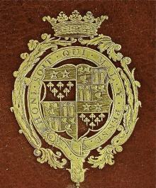 Fiennes-Pelham-Clinton, Henry Pelham, 4th Duke of Newcastle-under-Lyme (1785 - 1851) (Stamp 11)